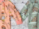 Roze sweaterdress cool kids maat 74